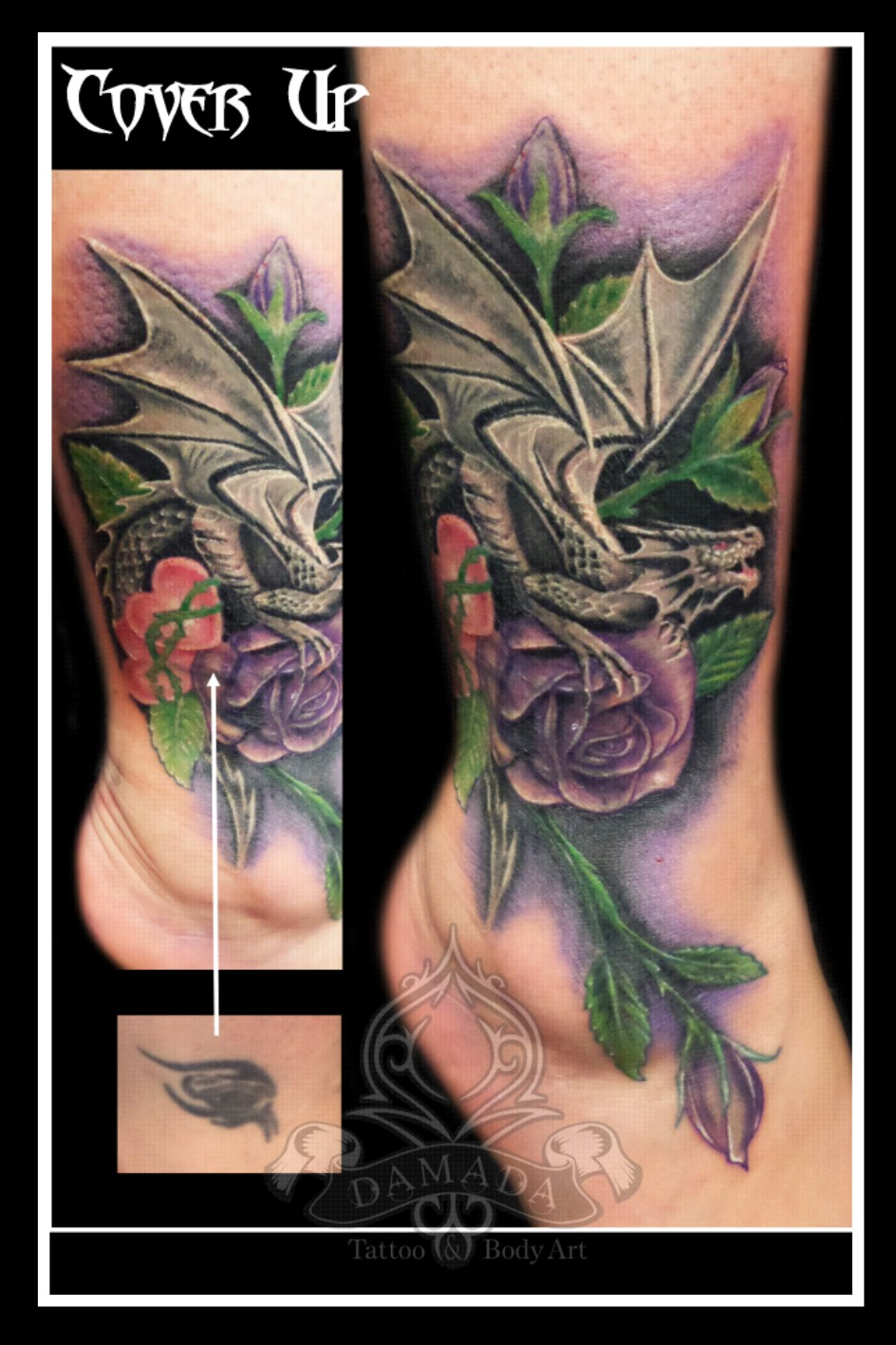 Cover Up dragon