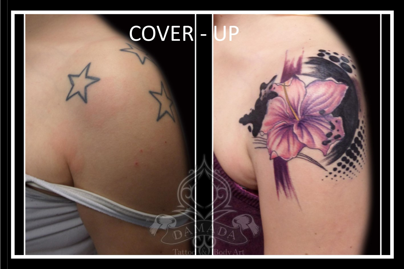 Cover Up trash