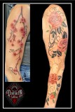 Sleeve-Roses-Cherry-Blossoms