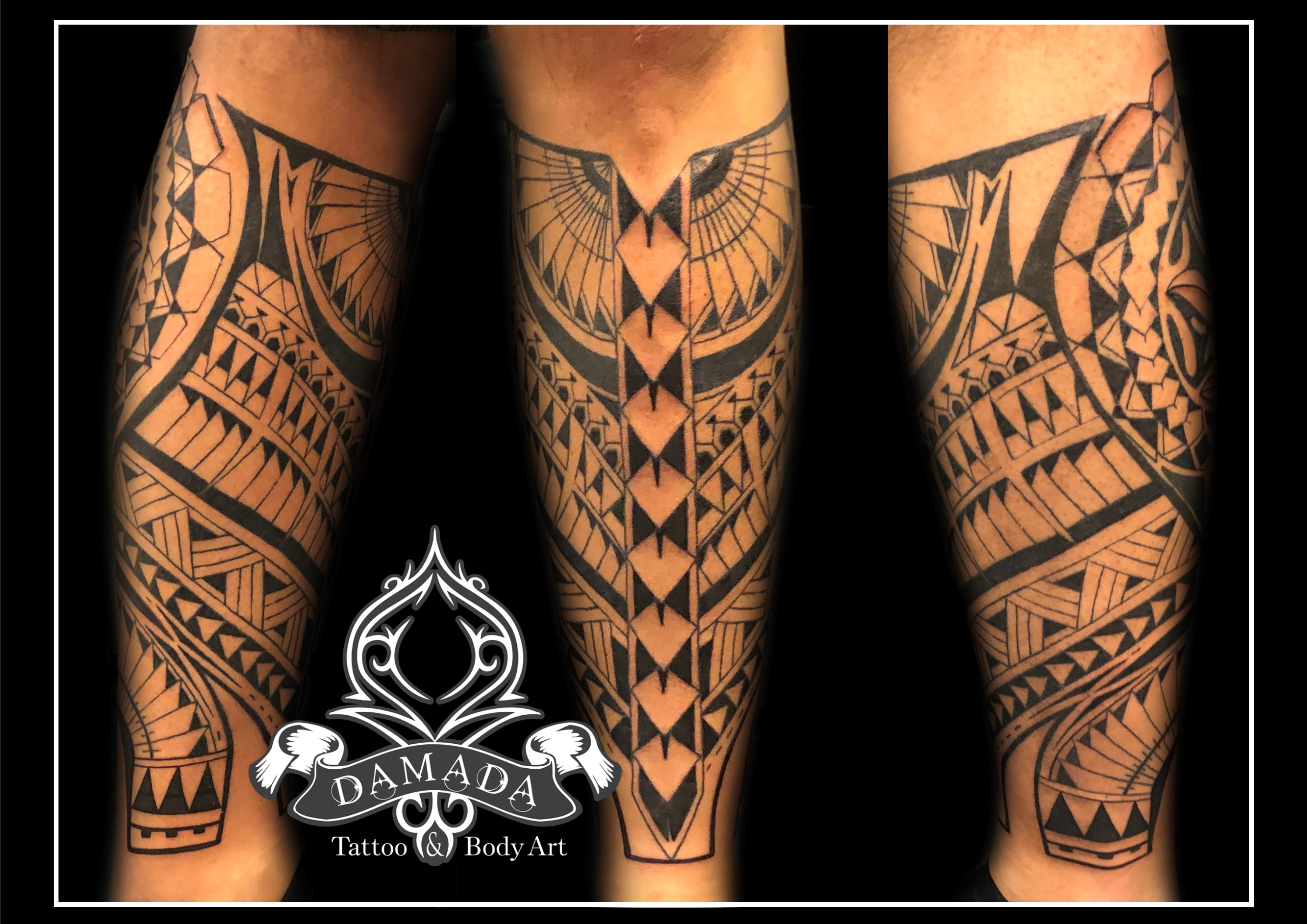 Calf-Polynesian