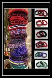 Paracord-Armbanden-Red