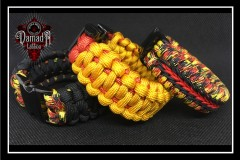 Paracord-Red-Yellow