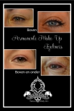 Eyeliners permanente make up