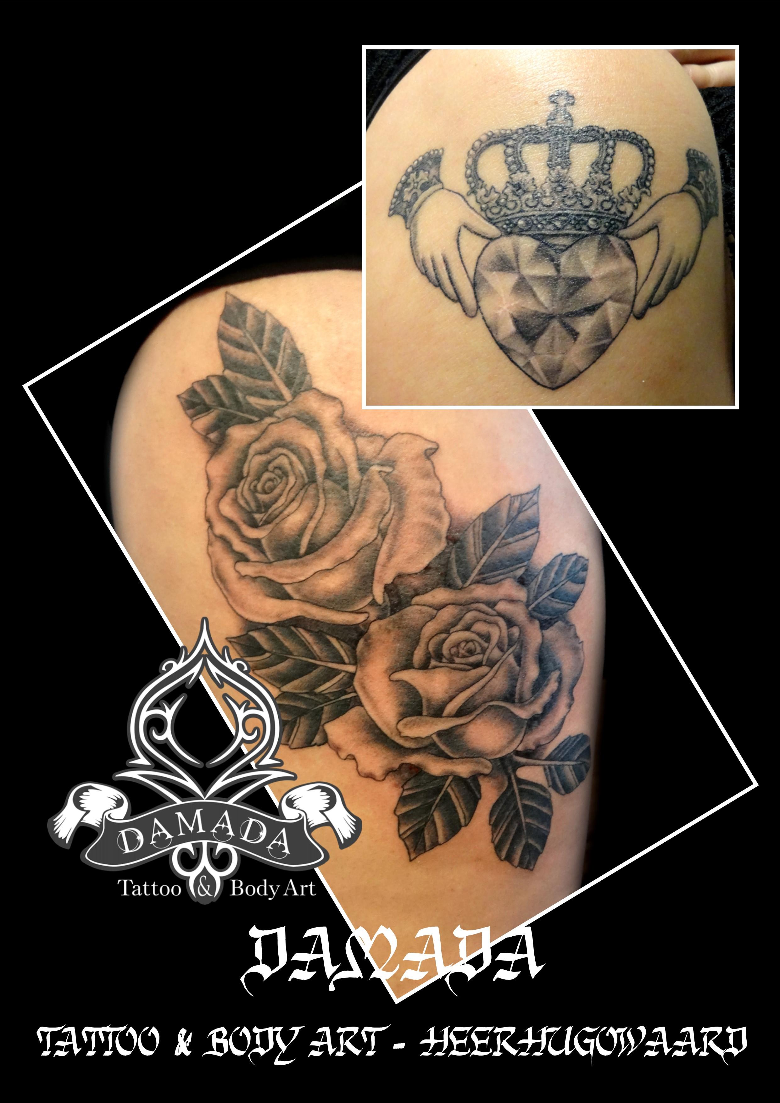Roses-Heart-Diamond-Crown-Claddagh