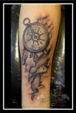 Compass Open Skin