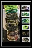 Paracord-Armbanden-Green