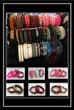 Paracord-Armbanden-Pink